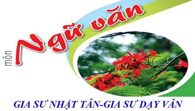 GIA SƯ LUYỆN THI THPT QUỐC GIA MÔN VĂN