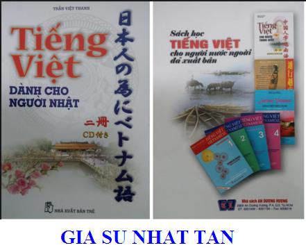 GIA SƯ DẠY TIẾNG VIỆT CHO NGƯỜI NHẬT - VIETNAMESE TUTOR FOR JAPANESE
