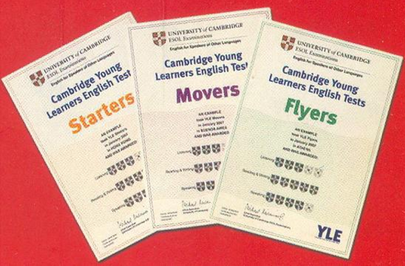 GIA SƯ LUYỆN THI STARTERS, MOVERS, FLYERS, KET, PET, FCE