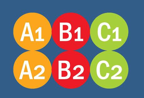 GIA SƯ LUYỆN THI B1, B2, C1, C2 KHUNG CHÂU ÂU